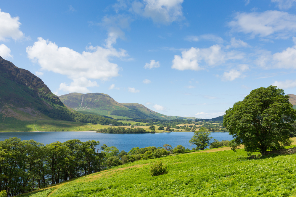private holiday caravans to rent in Lake District