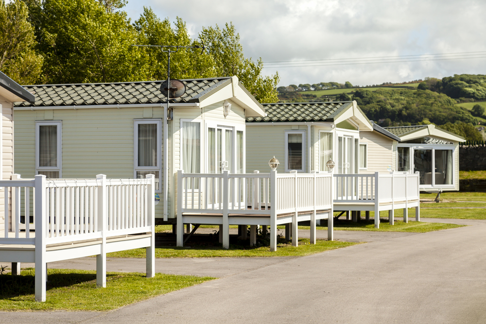 static caravans for sale lake district